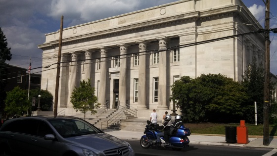 Adams County Public Library in Gettysburg, PA